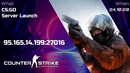 Counter strike global offensive server launch